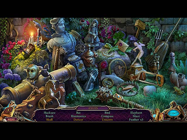 Mystery of the Ancients: Three Guardians Game screenshot 1