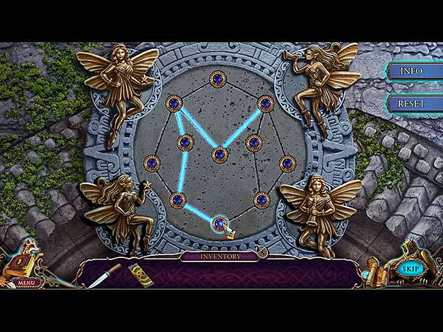 Mystery of the Ancients: Three Guardians Game screenshot 3