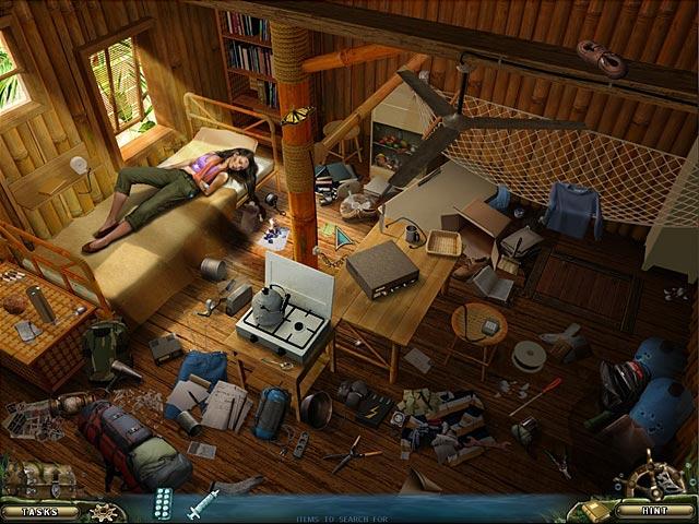 Mystery of the Missing Brigantine Game screenshot 1