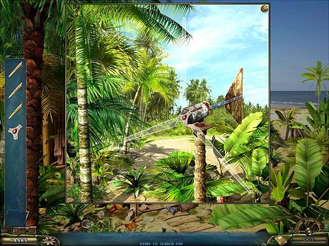 Mystery of the Missing Brigantine Game screenshot 2