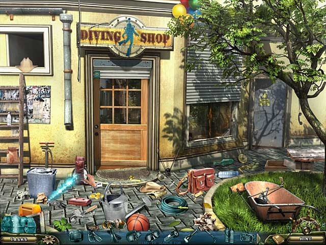 Mystery of the Missing Brigantine Game screenshot 3