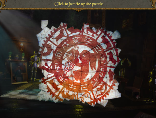 Mystery Seekers: The Secret of the Haunted Mansion Game screenshot 2