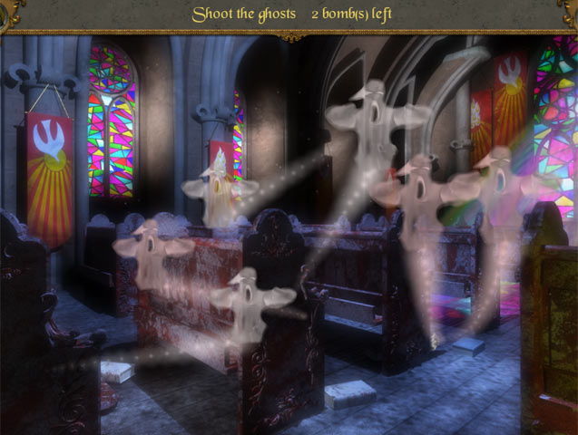 Mystery Seekers: The Secret of the Haunted Mansion Game screenshot 3