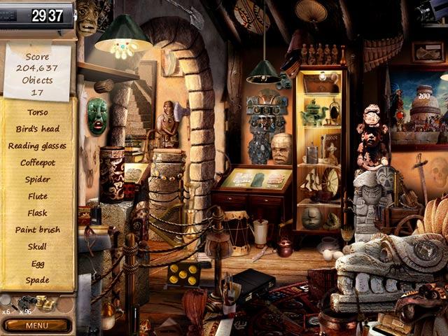 Mystery Stories: Island of Hope Game screenshot 2