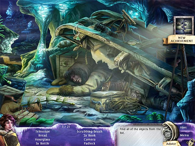 Mystery Stories: Mountains of Madness Game screenshot 3