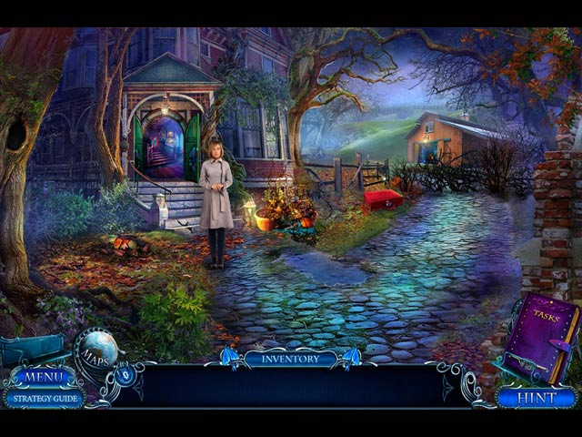 Mystery Tales: The Hangman Returns Collector's Edition Game screenshot 1