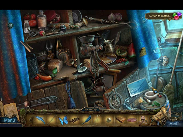 Mystery Tales: The Lost Hope Game screenshot 1