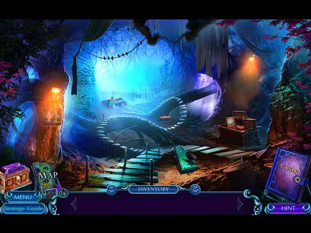 Mystery Tales: The Other Side Collector's Edition Game screenshot 1