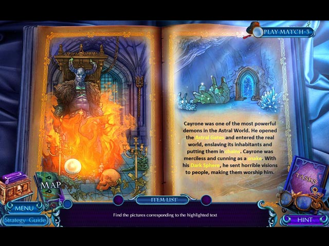 Mystery Tales: The Other Side Collector's Edition Game screenshot 2