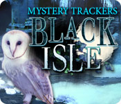 Free Mystery Trackers: Black Isle Game