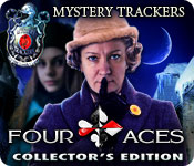 Free Mystery Trackers: Four Aces Collector's Edition Game
