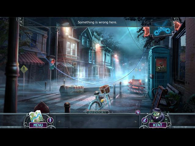 Mystery Trackers: Mist Over Blackhill Game screenshot 1