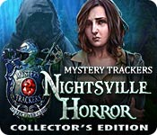 Free Mystery Trackers: Nightsville Horror Collector's Edition Game