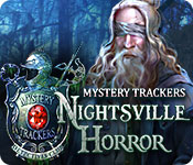 Free Mystery Trackers: Nightsville Horror Game
