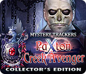 Free Mystery Trackers: Paxton Creek Avenger Collector's Edition Game