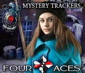 Free Mystery Trackers: The Four Aces Game