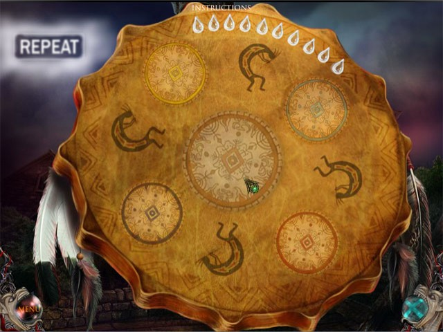 Mystic Legacy: The Great Ring Game screenshot 3