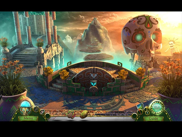 Myths of the World: Behind the Veil Collector's Edition Game screenshot 2