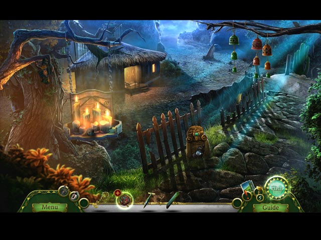 Myths of the World: Behind the Veil Collector's Edition Game screenshot 3