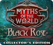 Free Myths of the World: Black Rose Collector's Edition Game