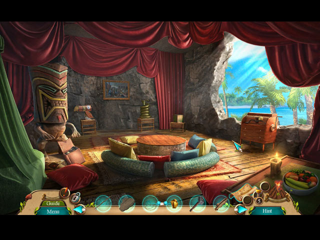 Myths of the World: Fire from the Deep Collector's Edition Game screenshot 1