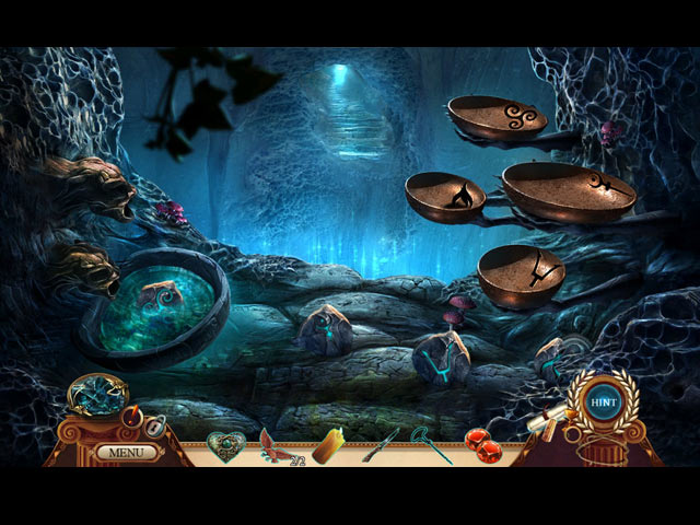 Myths of the World: Fire of Olympus Game screenshot 2