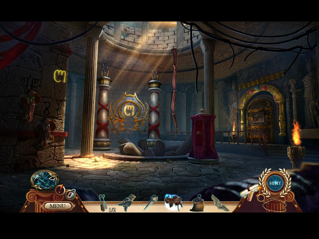 Myths of the World: Fire of Olympus Game screenshot 3