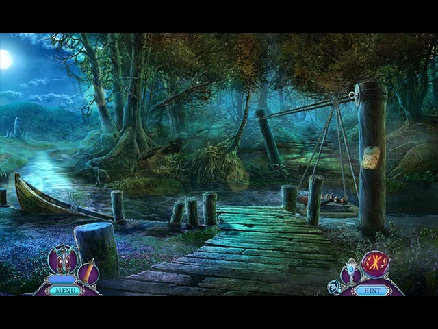 Myths of the World: The Whispering Marsh Game screenshot 1
