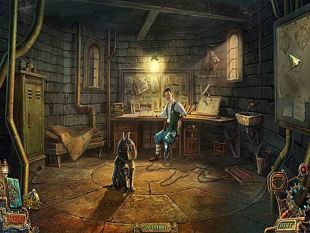 Namariel Legends: Iron Lord Game screenshot 1
