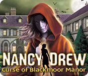 Free Nancy Drew: Curse of Blackmoor Manor Game