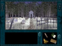 Nancy Drew: Ghost Dogs of Moon Lake game screenshot 2