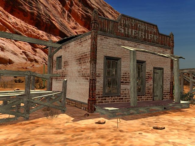 Nancy Drew: Secret of Shadow Ranch Game screenshot 1