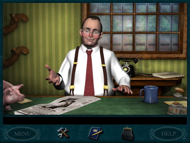 Nancy Drew: Secret of the Old Clock Game screenshot 3