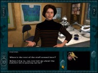Nancy Drew: Secret of the Scarlet Hand Game screenshot 1