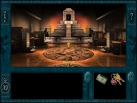 Nancy Drew: Secret of the Scarlet Hand Game screenshot 2