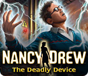 Free Nancy Drew: The Deadly Device Game