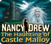 Free Nancy Drew: The Haunting of Castle Malloy Games Downloads