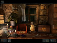 Nancy Drew: The Haunting of Castle Malloy Game screenshot 1