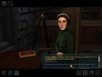 Nancy Drew: The Haunting of Castle Malloy Game screenshot 2