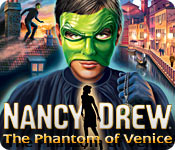 Free Nancy Drew: The Phantom of Venice Games Downloads