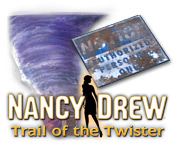 Free Nancy Drew: The Trail of the Twister Game