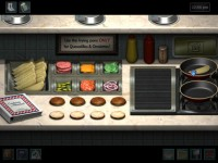 Nancy Drew: The White Wolf of Icicle Creek Game screenshot 2
