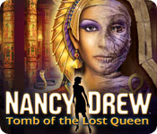 Free Nancy Drew: Tomb of the Lost Queen Game