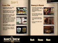 Nancy Drew: Warnings at Waverly Academy Strategy Guide Game screenshot 1
