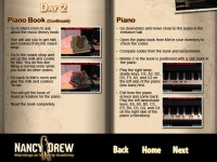 Nancy Drew: Warnings at Waverly Academy Strategy Guide Game screenshot 2