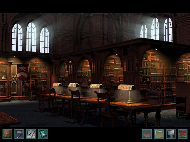 Nancy Drew: Warnings at Waverly Academy Game screenshot 1