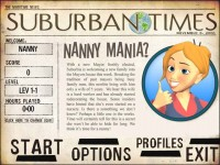 Nanny Mania Game screenshot 2