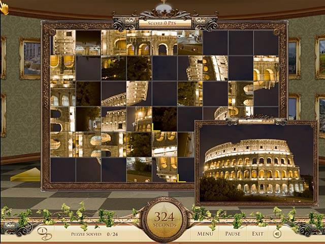 Nat Geo Traveler: Italy Game