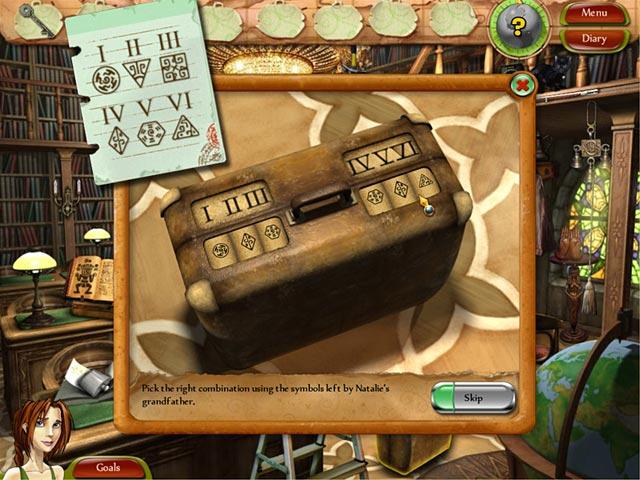 Natalie Brooks: The Treasures of Lost Kingdom Game screenshot 3