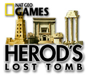 National Geographic  presents: Herod's Lost Tomb Game
